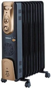 Havells OFR 11 Fin PTC Fan Room Heater