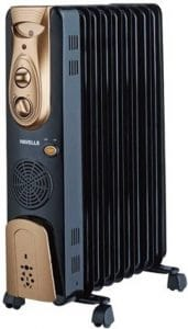 Havells OFR 9 Fin PTC Fan Room Heater