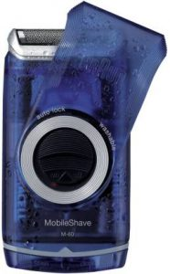 Braun Mobileshave M60B Battery Operated Men's Shaver