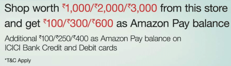 Amazon Super Value Day 1 & 2 February Free Rs.1000 Amazon Pay Balance