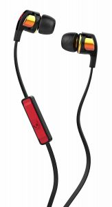 Skullcandy S2PGGY-392 In-Ear Headphone with Mic