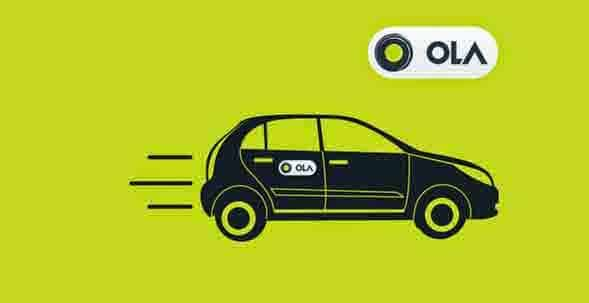 How to Get Free First Ride Worth Rs.300 from Ola Cabs