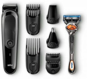 Braun MGK3060 8-In-One Multi Grooming and Trimmer Kit