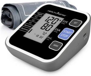HealthSense Heart-Mate BP 120 Classic Fully Automatic Upper Arm Digital BP Monitor