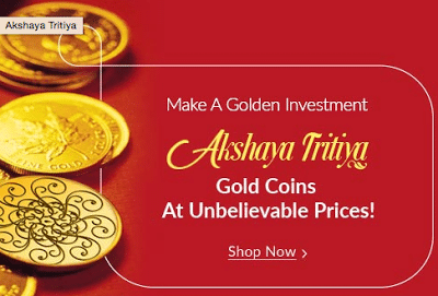 Best Akshaya Tritiya Offers on Snapdeal