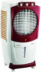Crompton Greaves Aura Woodwool 55-Litre Desert Cooler