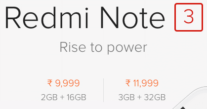 Xiaomi Redmi Note 3 Now Available on Flipkart and Snapdeal, No Flash Sale