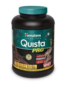 Himalaya Quista Pro Advanced Whey Protein