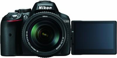 Nikon D5300 with 18-140mm Lens
