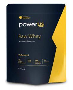 Powerus Raw Whey Protein