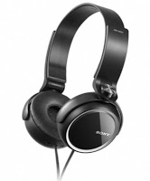 Sony MDR-XB250 Over-Ear Headphone