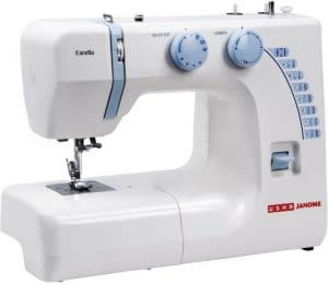 Usha Janome Excella Sewing Machine
