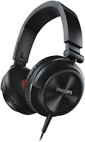 Philips SHL3210BK/00 Over-Ear Headphone