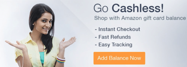 Add Rs.5000 in Amazon GC Balance & Get Rs.500 Off