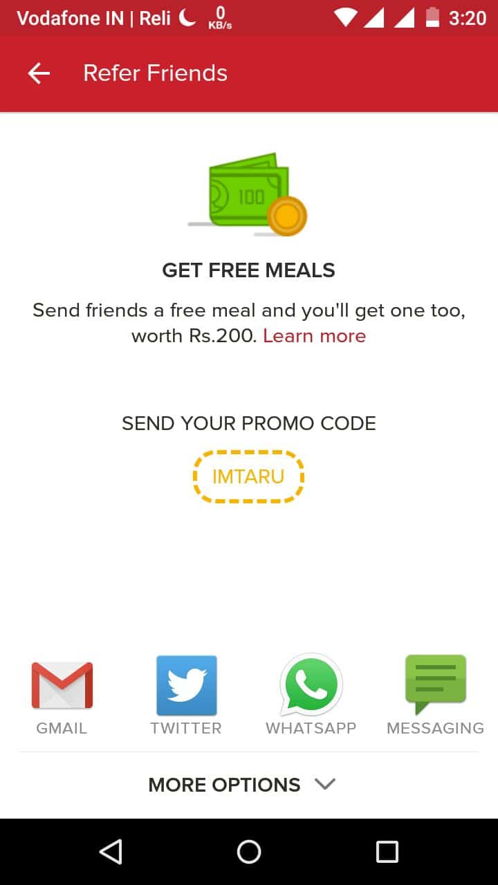 New Zomato Offer Code Off 78 Buy