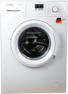 Bosch WAB16060IN Machine à laver à chargement frontal entièrement automatique, 6 kg