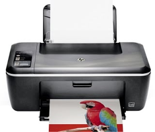 HP Deskjet Ink Advantage 2520hc All-in-One Inkjet Printer