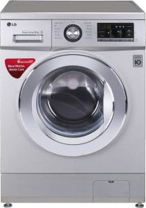LG FH2G6TDNL42 8 Kg Fully Automatic Front Loading Washing Machine
