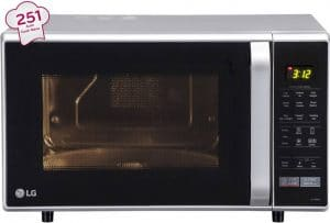 LG MC2846SL 28 L Convection Microwave Oven