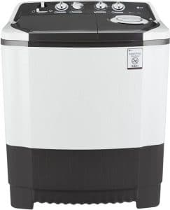 LG P7550R3FA 6.5 Kg Semi Automatic Top Loading Washing Machine
