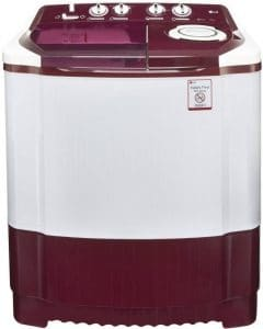 LG P7559R3FA 6.5 Kg Semi-Automatic Top Loading Washing Machine