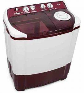 LG P7853R3SA Semi Automatic Top Load Washing Machine