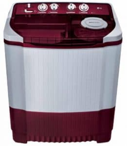 LG P8053R3SA 7 Kg Semi Automatic Top Load Washing Machine