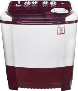 LG P8541R3SA 7.5 Kg Semi Automatic Top Loading Washing Machine
