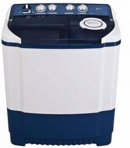 LG P9037R3SM 8 Kg Semi Automatic Top Load Washing Machine