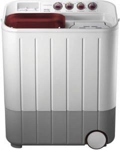 Samsung WT657QPNDPGXTL 6.5 Kg Semi Automatic Top Load Washing Machine