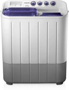 Samsung WT725QPNDMP 7.2 kg Semi Automatic Top Loading Washing Machine