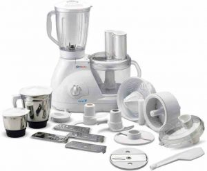 Bajaj FX 11 600 W Food Factory Food Processor