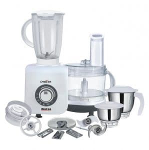Inalsa Craze DX 700 W Food Processor
