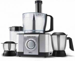 Morphy Richards Icon DLX 1000 W Food Processor