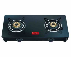Prestige Marvel Glass 2 Burner Gas Stove