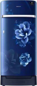 Samsung RR21T2H2WCU/HL 198 L 5 Star Inverter Direct Cool Single Door Refrigerator