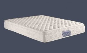 DreamZee Orthocare Memory Foam Eurotop Mattress