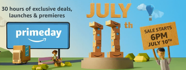 Amazon Prime Day India 2017 Exclusive Launches and Deals