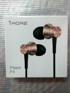1More Piston Fit In-Ear Headphones