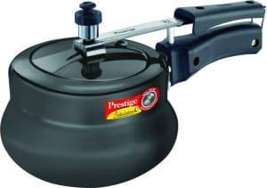 Prestige Nakshatra Plus Hard Anodised Aluminium 2 L Pressure Cooker