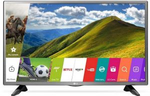 8. LG 32 Inch 32LJ573D HD Ready LED Smart TV