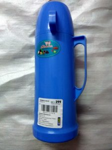 Super 99 Plastic Thermos Bottle