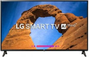 LG 43 Inch 43LK5760PTA Full HD LED Smart TV