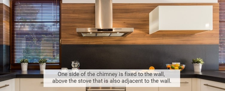 Wall Mounted Chimney