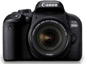 Canon EOS 800D 24.2MP Digital SLR Camera Body Only