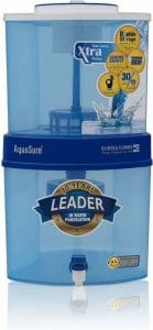 Eureka Forbes Aquasure from Aquaguard Xtra Tuff 15 L Gravity Based Water Purifier