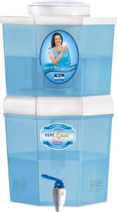KENT Gold Optima 10-Litres Non-Electric Water Purifier