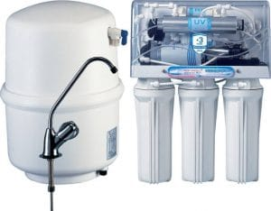 Kent Excell+ 7 Litres Under-the-Counter Mineral RO+UV/UF Water Purifier
