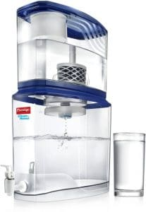 Prestige Clean Home Gravity Based Water Purifier PSWP 3.0
