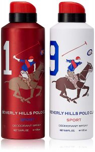 Beverly Hills Polo Club Deodorant For Men